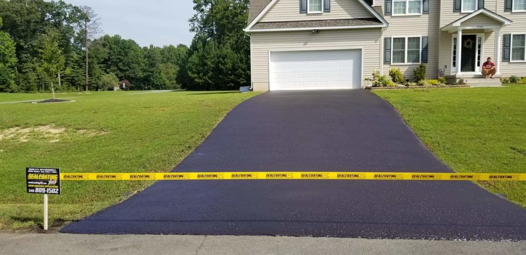 Fauquier Seal Coating Services
