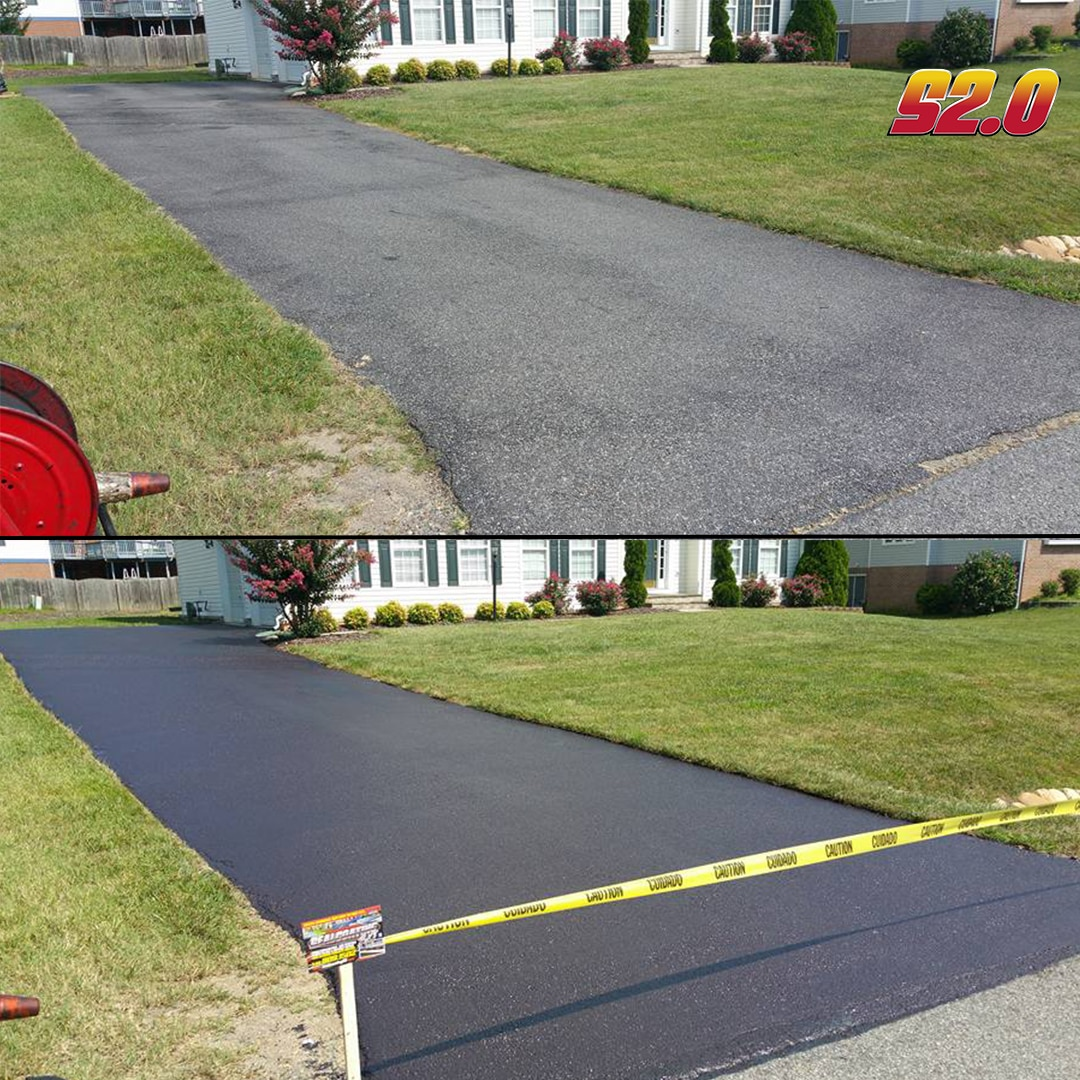 seal your driveway